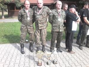 XLII Centralne Zawody Strzeleckie Klubów Żołnierzy Rezerwy